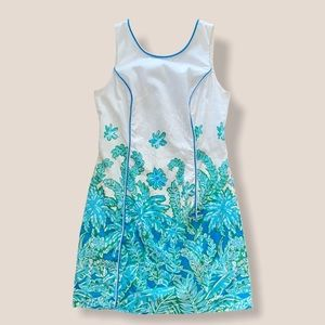"""Lily Pulitzer """"Palm Party"""" Dress"""